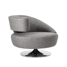 View Product - Isabella High Left Swivel Chair