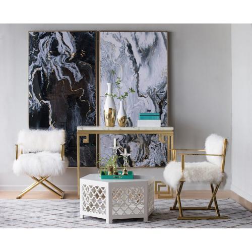 A & B Home - Urban Vogue Cocktail Table