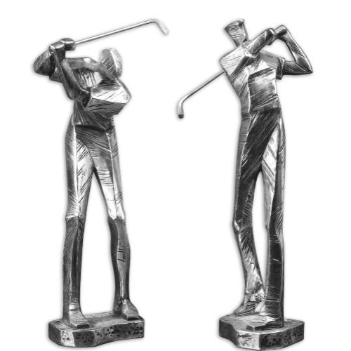 Product Image - Practice Shot Figurines, S/2