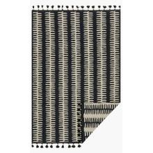 View Product - KH-02 Black / Grey Rug