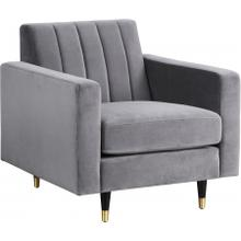 """Lola Velvet Chair - 35"""" W x 35"""" D x 33.5"""" H"""