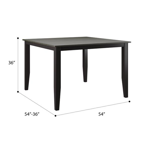Emerald Home Furnishings - Gathering Height Table