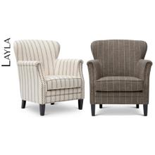Layla Accent Chair - Flax