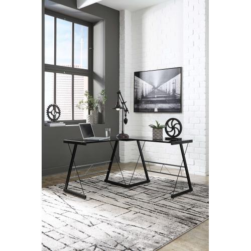 Signature Design By Ashley - Mallistron Home Office L-desk