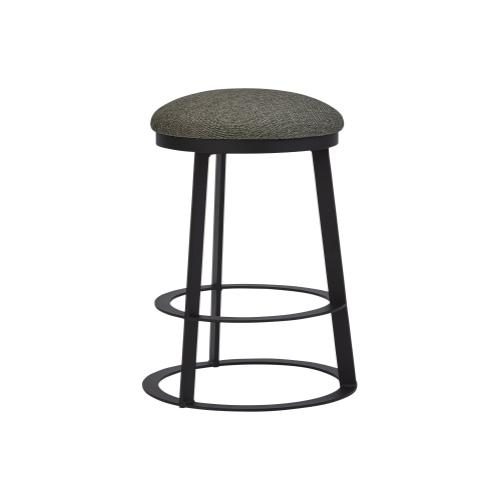 Wesley Allen - Clay Backless Bar Stool