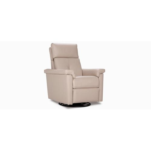 Sacha Swivel and rocking motion chair with Premium Option