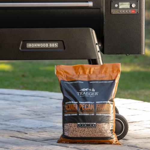 Traeger Grills - Pecan BBQ Wood Pellets