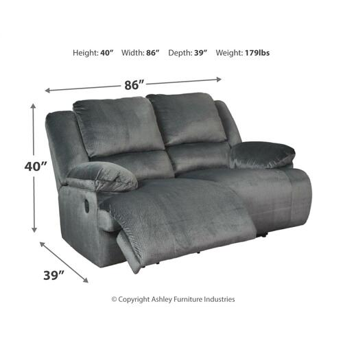 Clonmel Reclining Loveseat