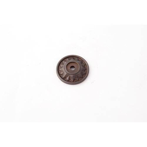 Fiore Backplate A1474 - Chocolate Bronze