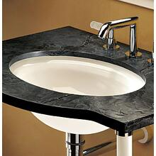 View Product - Standard Oval Sink without Overflow
