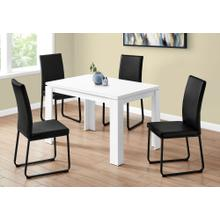 "DINING TABLE - 32""X 48"" / WHITE"