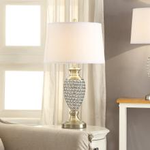 """See Details - 30""""h Table Lamp - Pair"""
