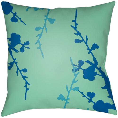 """Chinoiserie Floral CF-015 22""""H x 22""""W"""