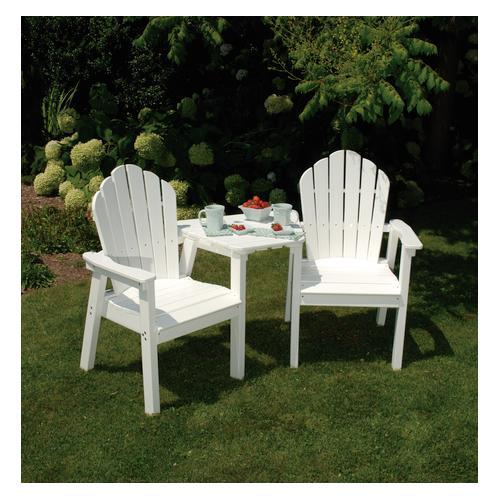 Seaside Casual - Adirondack Classic Dining Chair (014)
