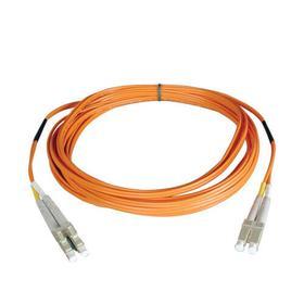Duplex Multimode 50/125 Fiber Patch Cable (LC/LC), 10M (33 ft.)
