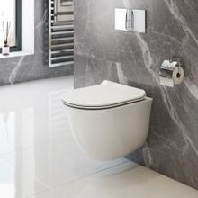Product Image - White LILY Wallhung Toilet