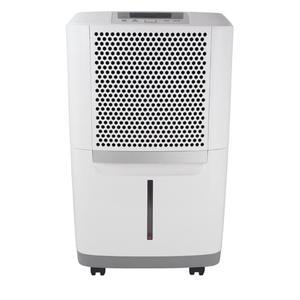 Frigidaire - Frigidaire Medium Room 50 Pint Capacity Dehumidifier