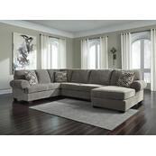 Jinllingsly Right-arm Facing Corner Chaise