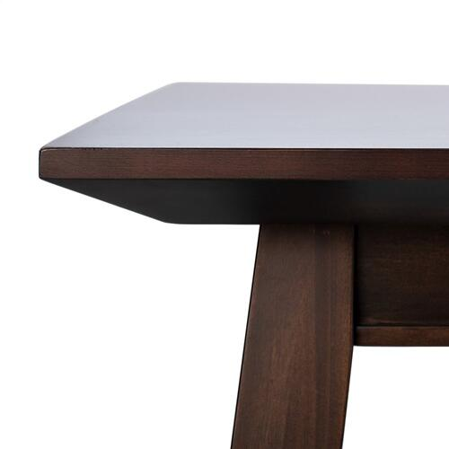 Brayson Rectangle Dining Table - Walnut