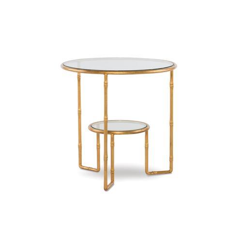 Maitland-Smith - ESCAPADE CHAIRSIDE TABLE