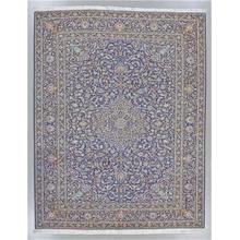 "KASHAN 000113306 IN BLUE BLUE 10'-10"" x 14'-11"""