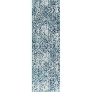 Jasmine - JSM4106 Blue Rug