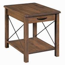 See Details - Crossway Large End Table