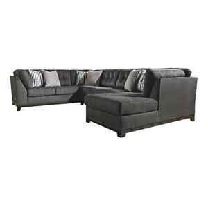 Gallery - Reidshire 3-piece Sectional With Chaise