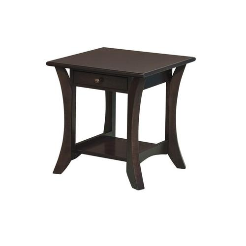 Campbell End Table