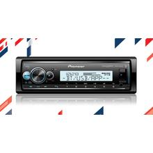 In-dash - Amazon Alexa, Pioneer Smart Sync, Bluetooth®, Android , iPhone® - Audio Digital Media Receiver