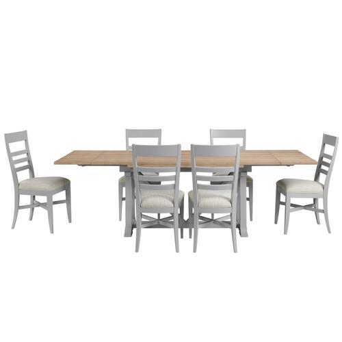 Osborne - Rectangular Dining Table - Timeless Oak/gray Skies Finish