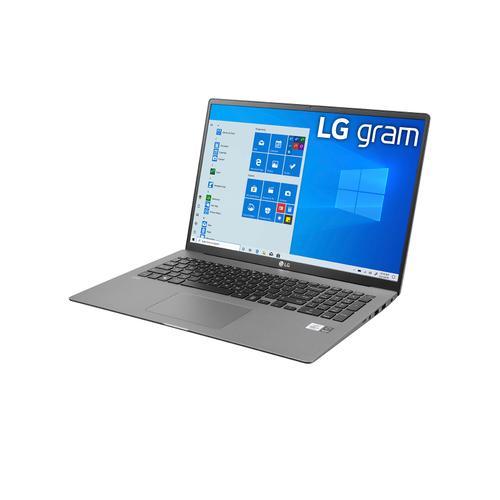 LG - LG gram 17'' Ultra-Lightweight Laptop with 11th Gen Intel® Core™ Processor w/Intel® Iris® Xe Graphics