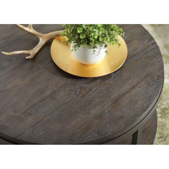 Hammary - ROUND COFFEE TABLE