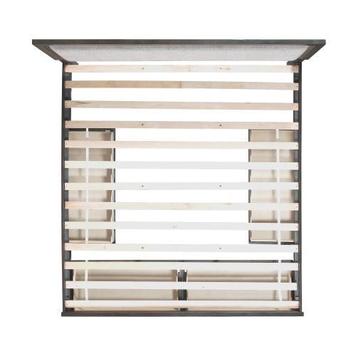 Shelby King 4-Drawer Platform Storage Bed