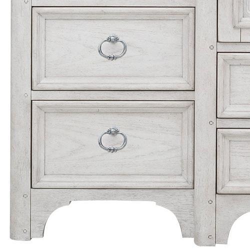 Pulaski Furniture - Glendale Estates 12 Drawer Master Chest