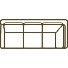 1299-23lf Cornering Sofa