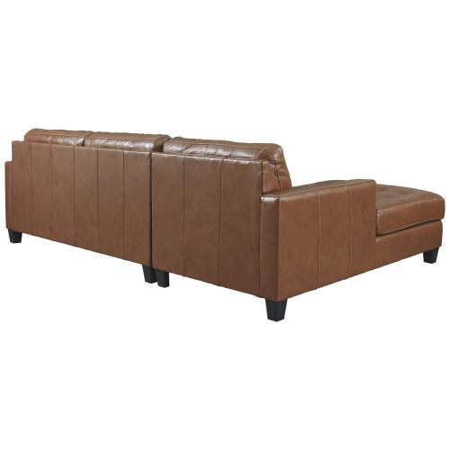 Signature Design By Ashley - Baskove 2-piece Sectional With Chaise