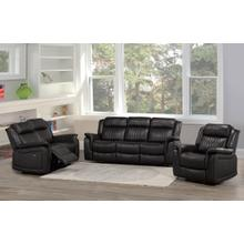 Dakota Power Recliner Loveseat