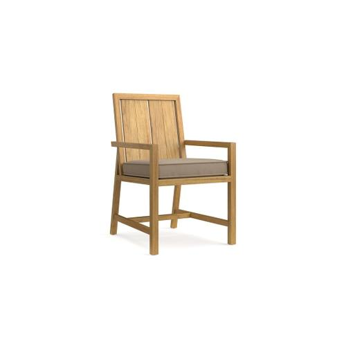 See Details - Edgemont Dining Arm Chair