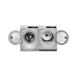 Compact Washer with IQ-Touch® Controls featuring Perfect Steam™ - 2.4 Cu. Ft.