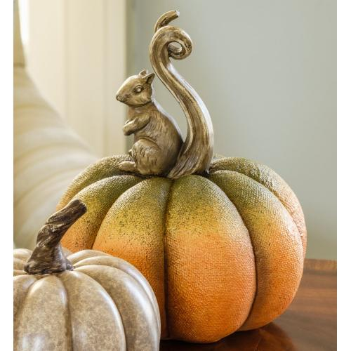 Squirrel Pumpkin