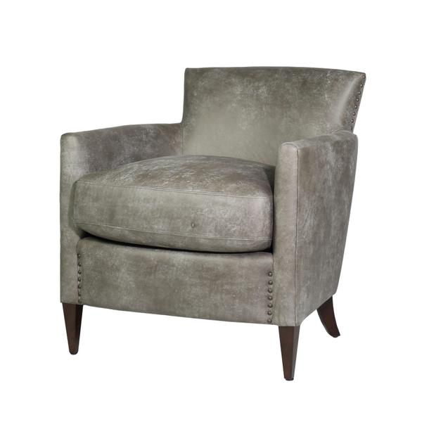 See Details - Colin Chair in Demetra Pewter