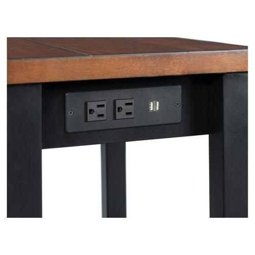 Gallery - 7601 Power Chairside Table
