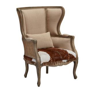 See Details - Darcy Hair on Hide Chair
