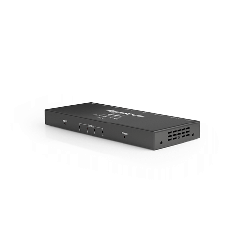 1:4 4K HDR HDMI Splitter with HDCP 2.2 and EDID management