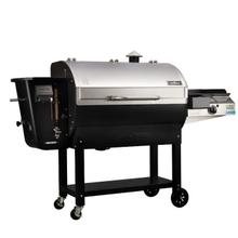 Woodwind SG 36 Pellet Grill with Sidekick