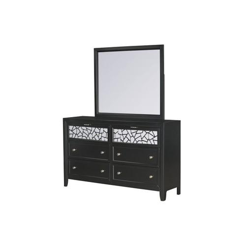Bellamy Black Dresser