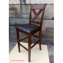 View Product - 30 Inch X Back Barstool