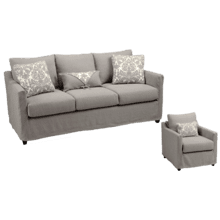 TS4097-B Sofa (TS=Topstitch - Available at an upcharge)