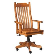 See Details - Mission Executive Desk Chair